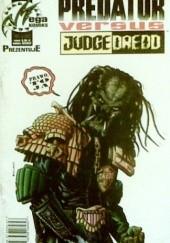 Okładka książki Predator versus Judge Dredd John Wagner,Brian Bolland,Enrique Alcatena,Perry McNamee