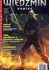 Okładka książki Wiedźmin - Racja stanu cz. 1 Michał Gałek,Arkadiusz Klimek,Łukasz Poller