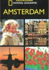Okładka książki Amsterdam. Przewodnik National Geographic