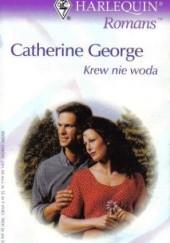 Okładka książki Krew nie woda Catherine George