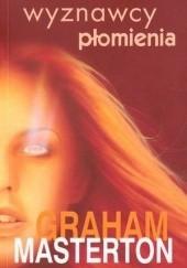 Okładka książki Wyznawcy płomienia Graham Masterton