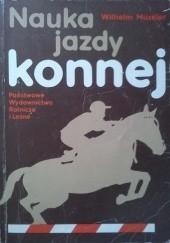 Okładka książki Nauka jazdy konnej Wilhelm Museler