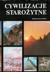 Okładka książki Cywilizacje starożytne Arthur Cotterell
