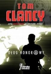Okładka książki Dług honorowy Tom Clancy