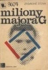 Okładka książki Miliony majora G.