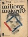 Okładka książki Miliony majora G. Zygmunt Stewa