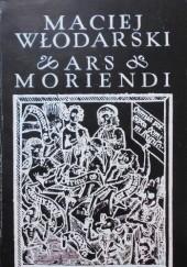 Okładka książki Ars moriendi w literaturze polskiej XV i XVI w. Jacek Włodarski