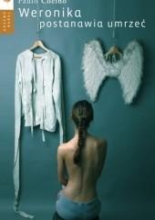 Okładka książki Weronika postanawia umrzeć Paulo Coelho