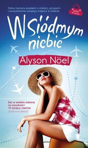 Okładka książki W siódmym niebie Alyson Noël