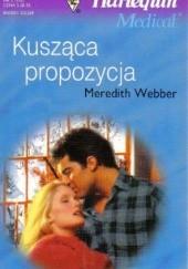 Okładka książki Kusząca propozycja Meredith Webber