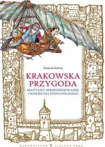 Okładka książki Krakowska Przygoda Beata Kołodziej