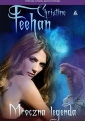 Okładka książki Mroczna legenda Christine Feehan