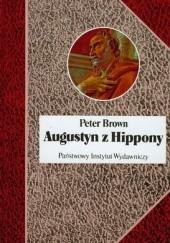 Okładka książki Augustyn z Hippony Peter Brown