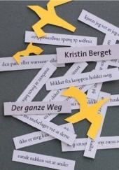 Okładka książki Der ganze weg Kristin Berget