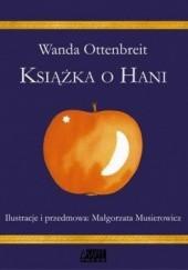 Okładka książki Książka o Hani Wanda Ottenbreit