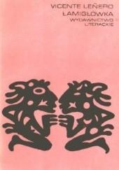Okładka książki Łamigłówka Vincente Lenero