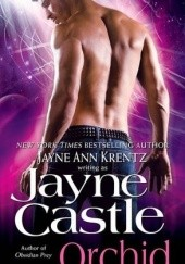 Okładka książki Orchid Jayne Castle