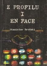 Okładka książki Z profilu i en face