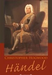 Okładka książki Händel Christopher Jarvis Haley Hogwood