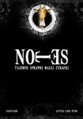 Okładka książki Notes - tajemne sprawki małej żyrafki Anna Maria Sutkowska,Agata Sutkowska
