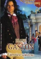 Okładka książki Tajemnicze sąsiedztwo Diane Gaston