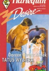 Okładka książki Tatuś wybiera Doreen Owens Malek