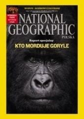 Okładka książki National Geographic 7/2011 Redakcja magazynu National Geographic