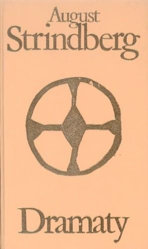 Okładka książki Dramaty August Strindberg