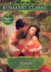 Okładka książki Szansa Edith Layton