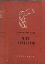 Okładka książki Wino o południu