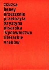 Okładka książki Urzeczenie Zsuzsa Beney