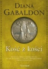 Okładka książki Kość z kości Diana Gabaldon