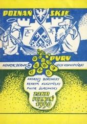 Okładka książki Poznańskie pyry czyli Chichranie i śpiywanie po naszymu Lech Konopiński
