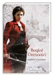 Okładka książki Bogini Ciemności Sarwat Chadda