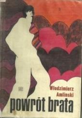 Okładka książki Powrót brata Włodzimierz Amlinski