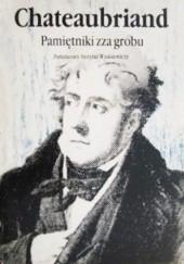 Okładka książki Pamiętniki zza grobu François-René de Chateaubriand