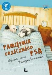 Okładka książki Pamiętnik grzecznego psa Wojciech Cesarz,Katarzyna Terechowicz,Joanna Rusinek