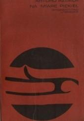 Okładka książki Na miarę piekieł Arturo Azuela