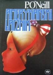 Okładka książki Amerykański łącznik Percival P. O'Neill