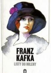 Okładka książki Listy do Mileny Franz Kafka