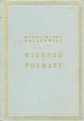 Okładka książki Wiersze i poematy Włodzimierz Majakowski