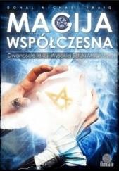 Okładka książki Magija współczesna Donald Michael Kraig