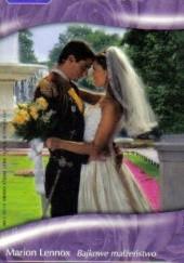 Okładka książki Bajkowe małżeństwo. Tajemniczy lokator Marion Lennox,Donna Alward