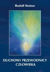 Okładka książki Duchowi przewodnicy człowieka Rudolf Steiner