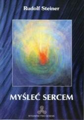 Okładka książki Myśleć sercem Rudolf Steiner