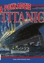 Okładka książki Na pokładzie Titanica Tanaka Shelley