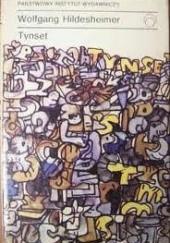 Okładka książki Tynset Wolfgang Hildesheimer