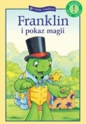 Okładka książki Franklin i pokaz magii