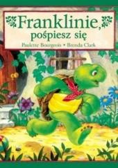 Okładka książki Franklinie, pośpiesz się