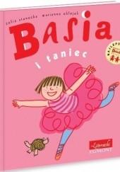 Okładka książki Basia i Taniec Zofia Stanecka,Marianna Oklejak